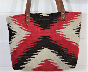Navajo Blanket Bag(Sold Out)