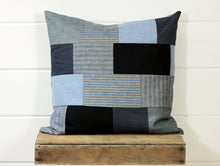 Load image into Gallery viewer, Heritage Patchwork Pillow Cover