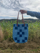 Load image into Gallery viewer, The Highlands Foundry X Salt + Still Reverse Quilt Tote