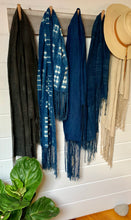 Load image into Gallery viewer, Mossi Fringe Scarves