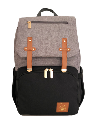 Kaylee USB Diaper Backpack Bag