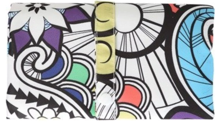 Paisley Travel Changing Pad - Bebe Luv