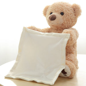 Bebe Luv Peek-A-Boo Teddy Bear - Bebe Luv
