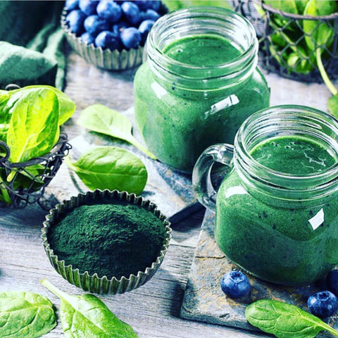 Superfood Spotlight - Spirulina