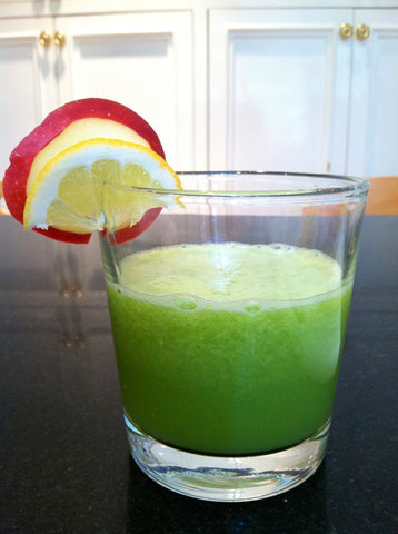 Lori's Morning Sickness Juice Recipe