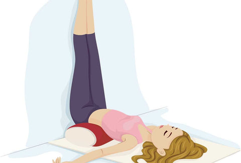 FERTILITY BOOSTING YOGA POSE!