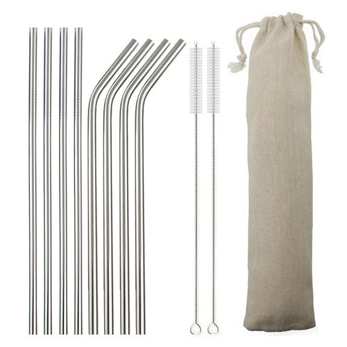 GIFTSKING Reusable Straw stainless steel