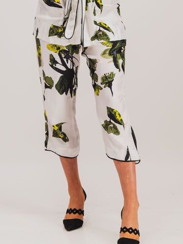 Gisele Floral Pant - NOWNOW