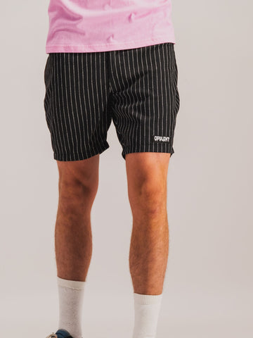 Striped Shorts - NOWNOW