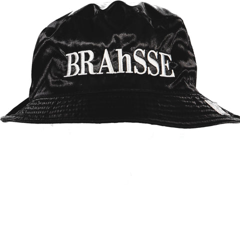 BRAhSSE Bucket Hat in Black - NOWNOW