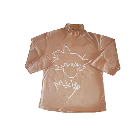 Goku Turtle Neck T-Shirt by Red Thread Apparel