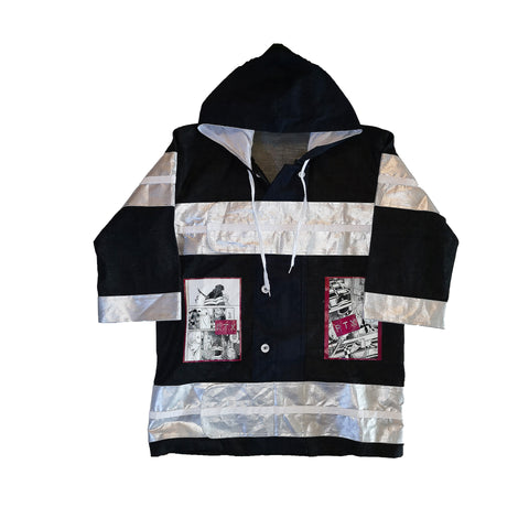 Fire Force Jacket by Red Thread Apparel