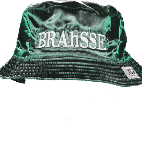 BRAhSSE Bucket Hat in Green - NOWNOW