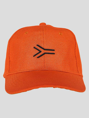 Orange Original Baseball Cap - NOWNOW