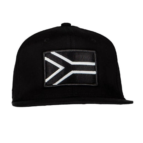 3D Iconic Black Cap - NOWNOW