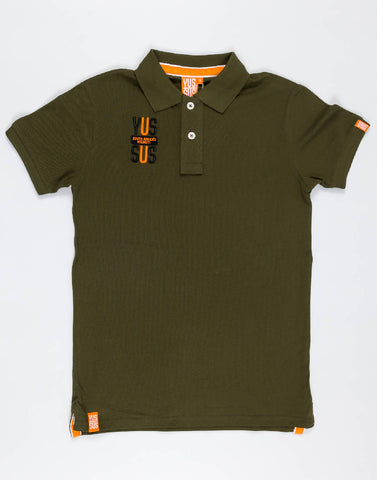 YUS SUS SAW 2 + 8 – GROWTH GREEN, MENS POLO SHIRT - NOWNOW