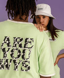 ARE YOU WYS Mint T-Shirt - NOWNOW