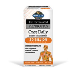 Dr. Formulated Probiotics Once Daily 30 Caps