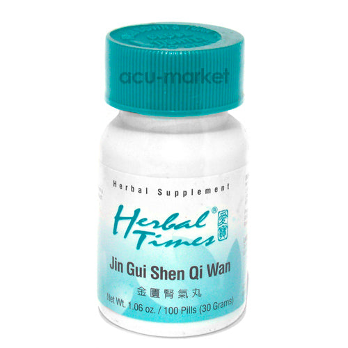 Jin Gui Shen Qi Wan by Herbal Times®