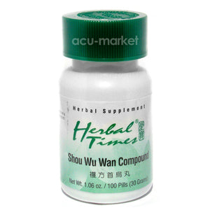 SHOU WU WAN COMPOUND, HERBAL TIMES®