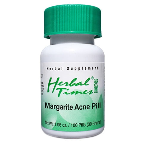MARGARITE ACNE PILL, HERBAL TIMES®