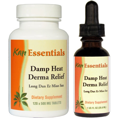 Damp Heat Derma Relief