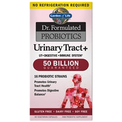 Dr. Formulated Probiotics Urinary Tract SS 60 Caps