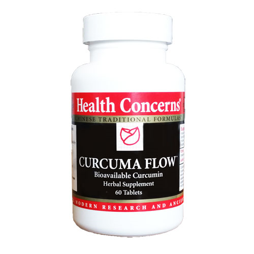 CURCUMA FLOW 60 TABS, HEALTH CONCERNS