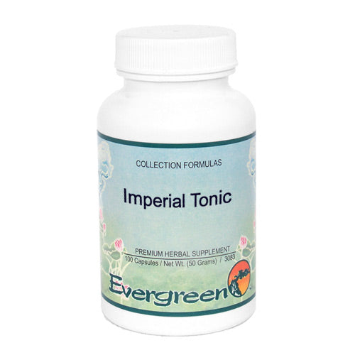 IMPERIAL TONIC - EVERGREEN CAPS 100CT