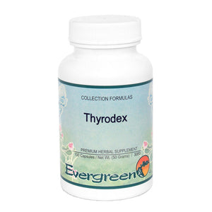 Thyrodex - Evergreen Caps 100ct