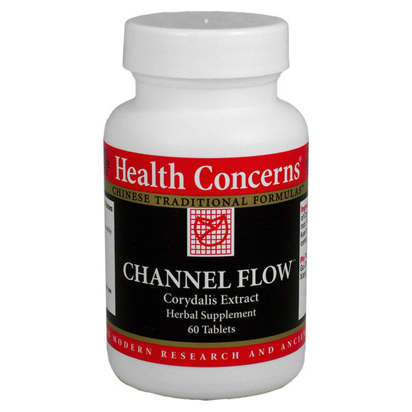 CHANNEL FLOW BY HEALTH CONCERNS