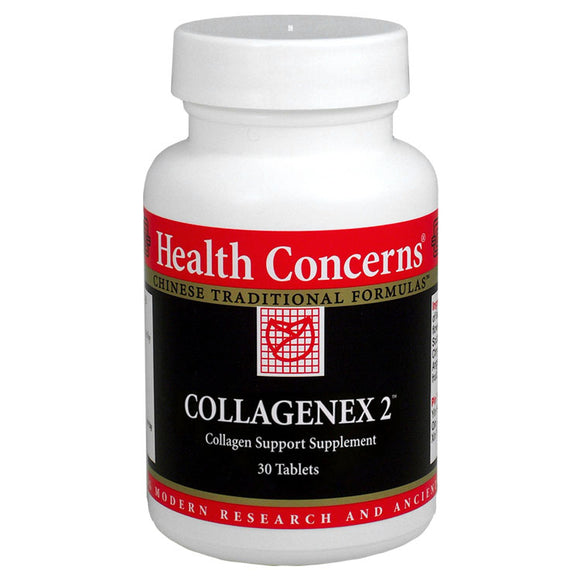 COLLAGENEX 2, HEALTH CONCERNS 30'S TABS