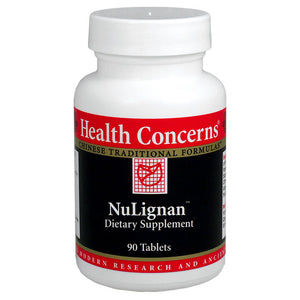 NuLignan tablets 90's, Health Concerns