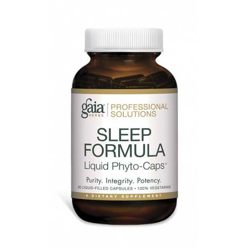 SLEEP FORMULA 60 CAPS, GAIA PROFESSIONAL