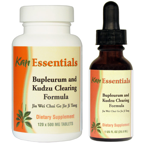Bupleurum and Kudzu Clearing Formula