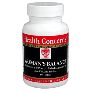 WOMAN'S BALANCE BY HEALTH CONCERNS
