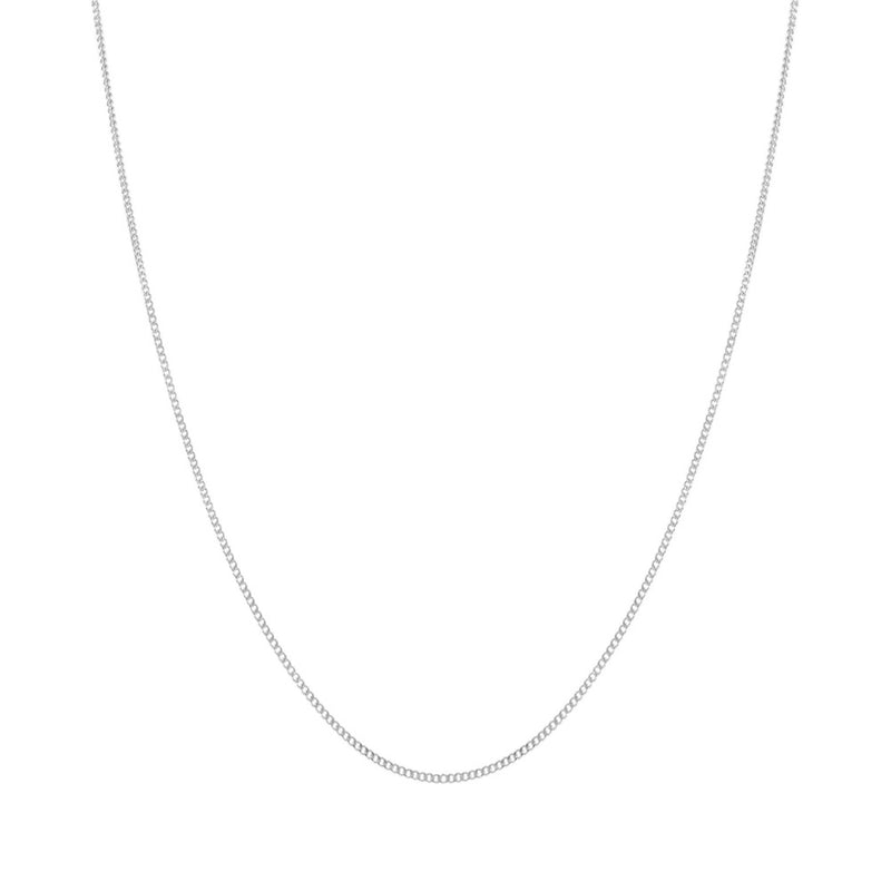 CUBAN CHAIN NECKLACE (2mm)