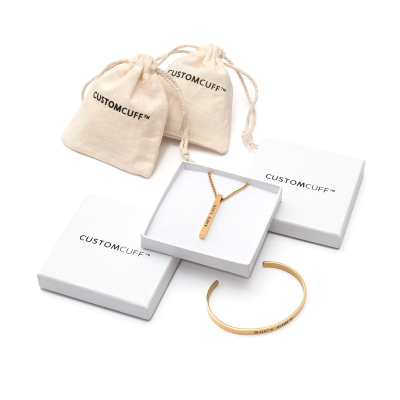 CUFF & NECKLACE BUNDLE