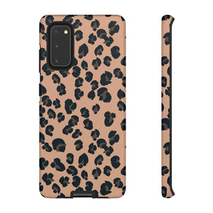 Signature L+ L Leopard Print Tough Case