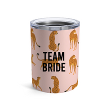 Load image into Gallery viewer, Personalized Cheetah Tumbler