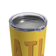 Load image into Gallery viewer, ATL Tumbler 10oz-Goldenrod