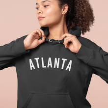 Load image into Gallery viewer, Classic Atlanta Hoodie | White