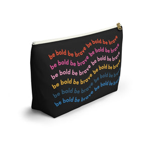 Be Bold Curve pouch