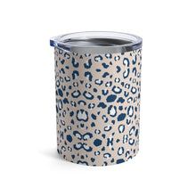 Load image into Gallery viewer, Cream Leopard 10 oz Tumbler