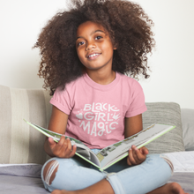 Load image into Gallery viewer, Black Girl Magic Kids T-shirt