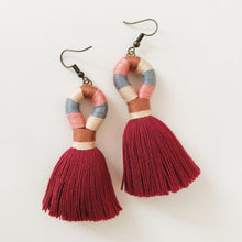 Load image into Gallery viewer, Ruby Earrings