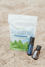 Load image into Gallery viewer, doTerra breathe respiratory drops, adaptiv roll on, purify essential oil