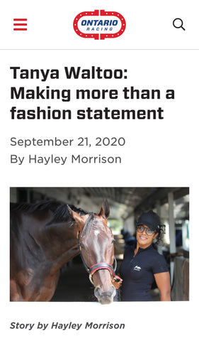 Tanya Waltoo: Making more than a fashion statement September 21, 2020 By Hayley Morrison