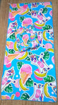Unicorn Towel Beach Bag