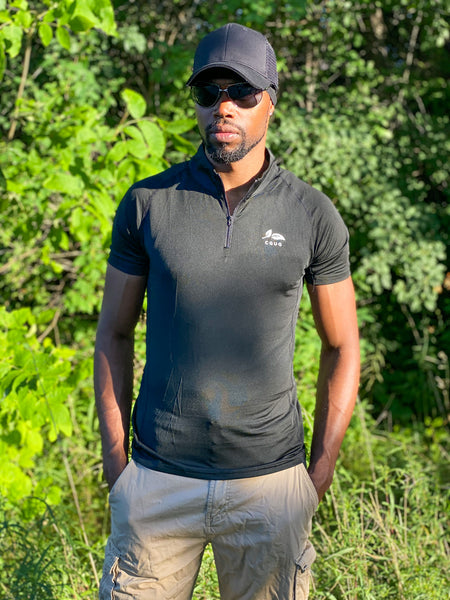 1/4 Zip Dry Fit Golf Shirt